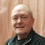 Steffen Petersen er nyt bestyrelsesmedlem i Møn Røde Kors fra 2018