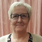 Dorte L Andersen er bestyrelsesmedlem og en meget aktiv butiksleder i butikken