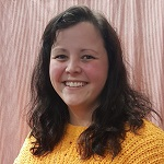 Lena Dam Nielsen står for det administrative omkring Vågetjenesten