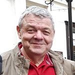 Formand for bestyrelsen Kurt Jensen, som tager sig af rigtig meget i Røde kors Møn afdeling, han står blandt andet også for julehjælpen